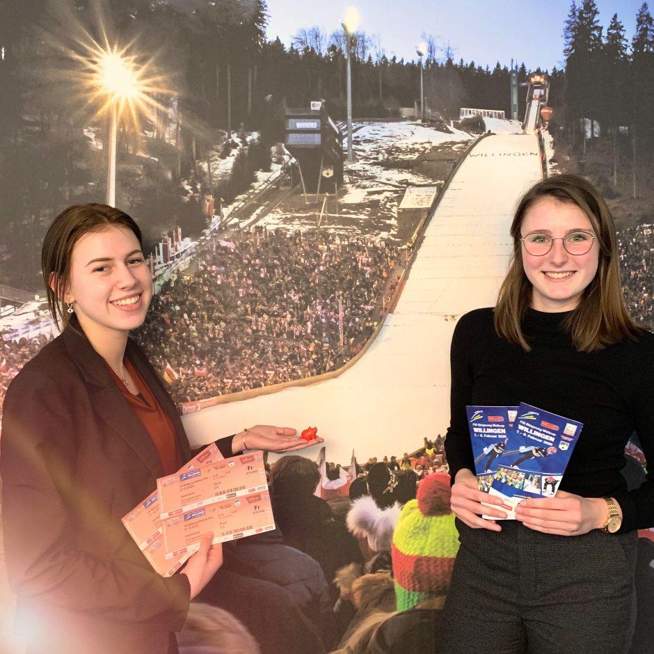 Gewinnspiel FIS Skisprung Weltcup in Willingen