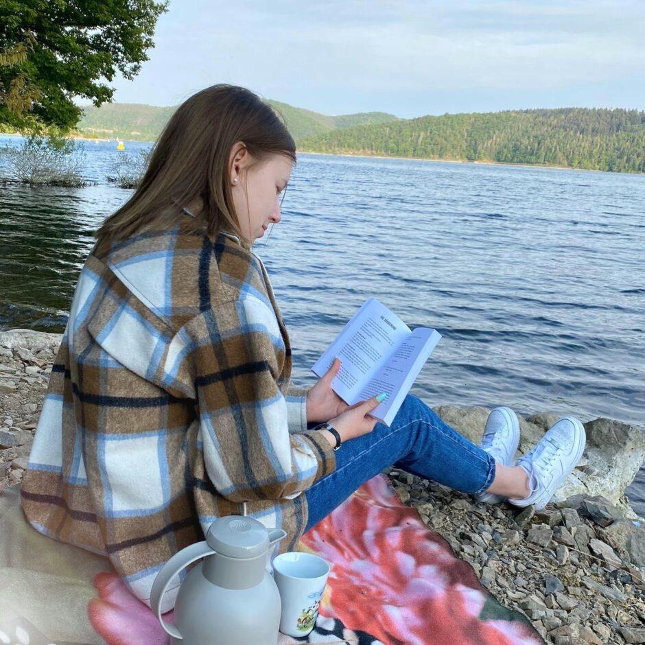 Bücher-Wurm