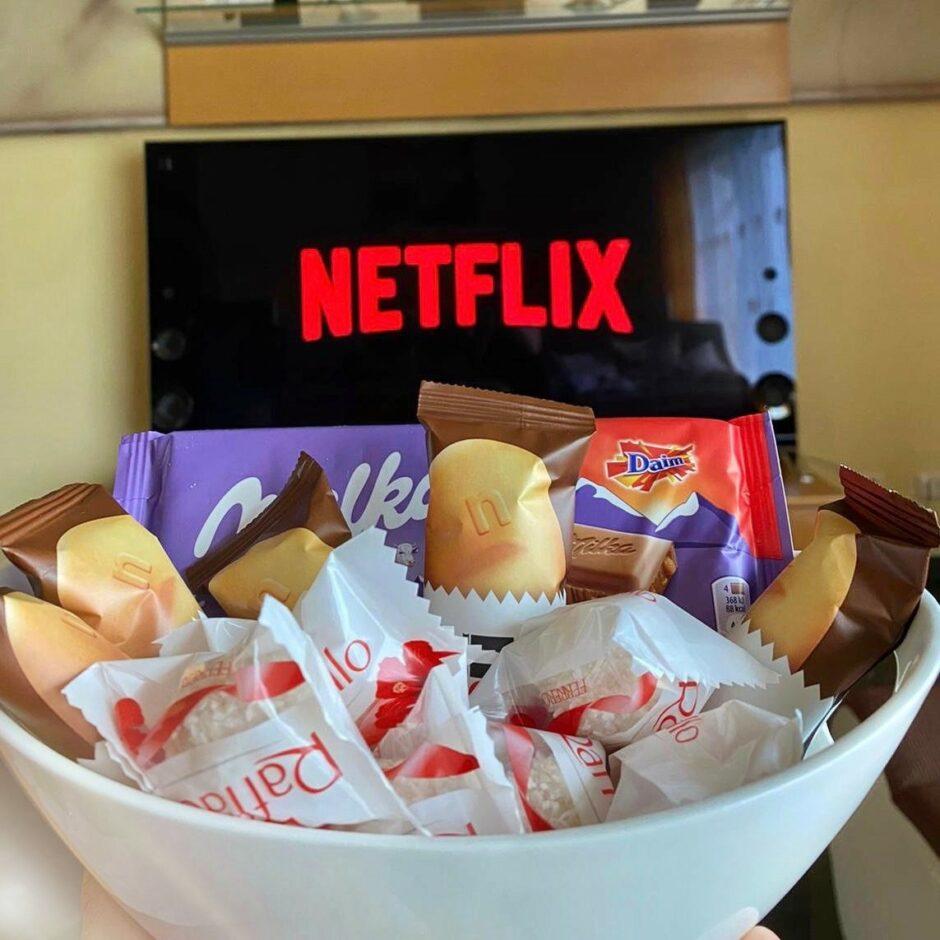 Top 10 Serien auf Netflix