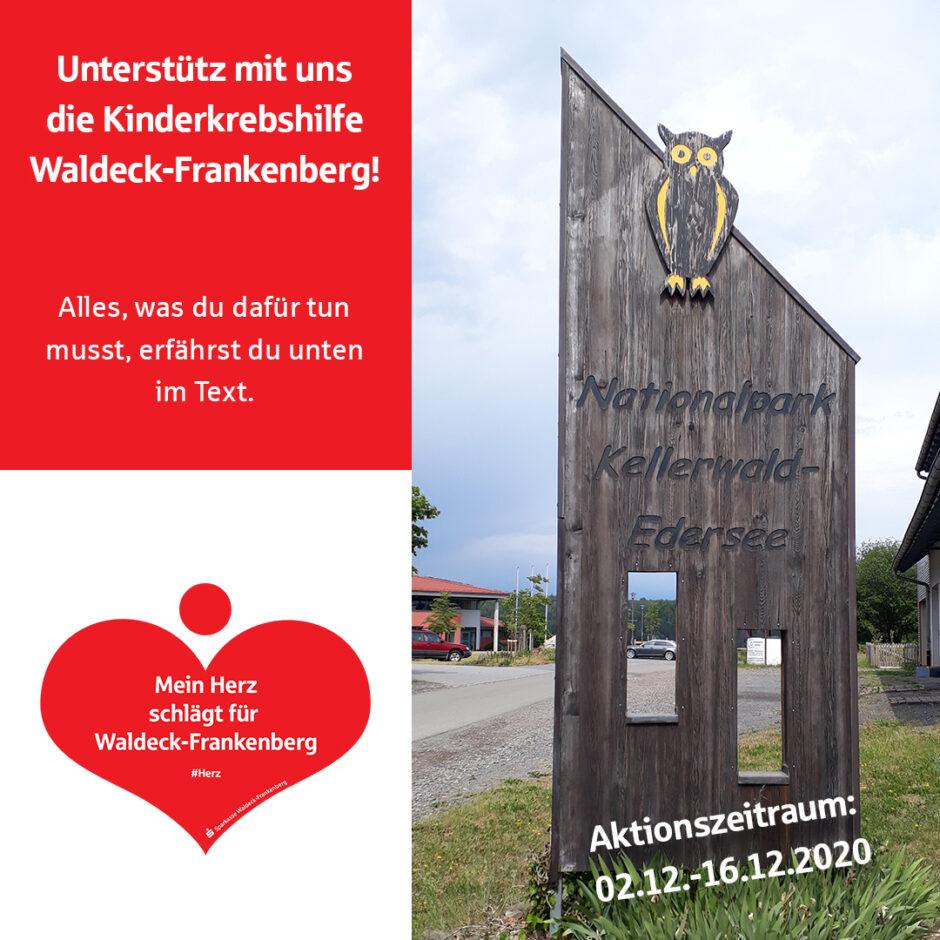 Mein Herz schlägt für Waldeck-Frankenberg!