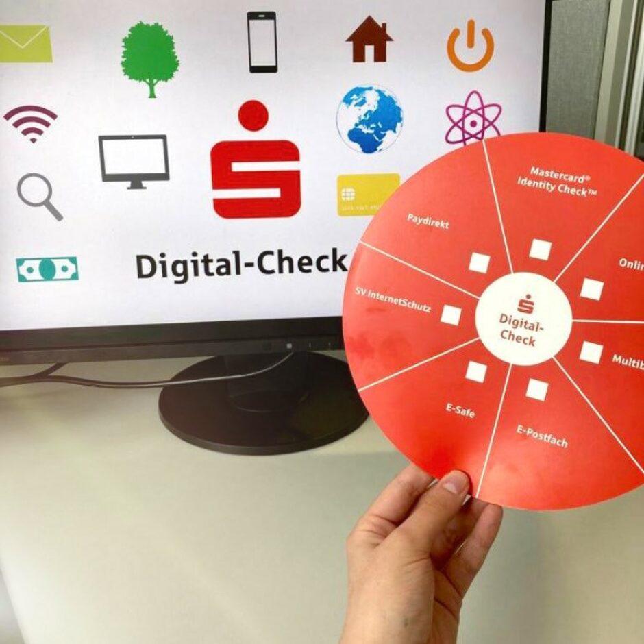 Unser Digital-Check – mehr als nur Online Banking